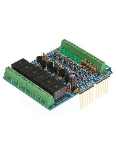 Velleman KA05 I/O Shield for Arduino | Comunicação Arduino |