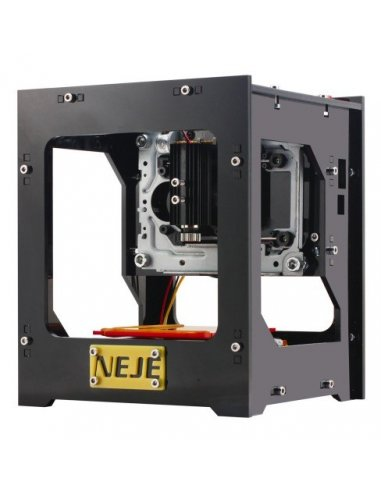 1000mW Laser Engraving Printer - Black | Impressora 3D |