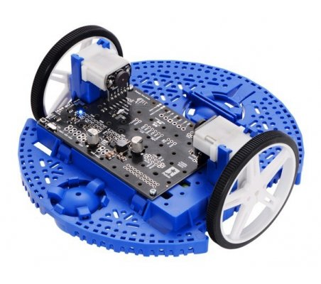 Motor Driver and Power Distribution Board for Romi Chassis | Encoders |
