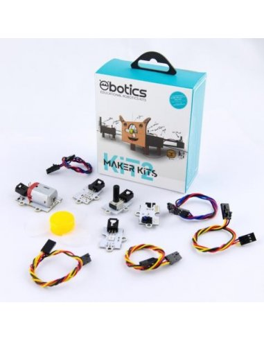 Ebotics Maker Kit 2 | Ebotics |
