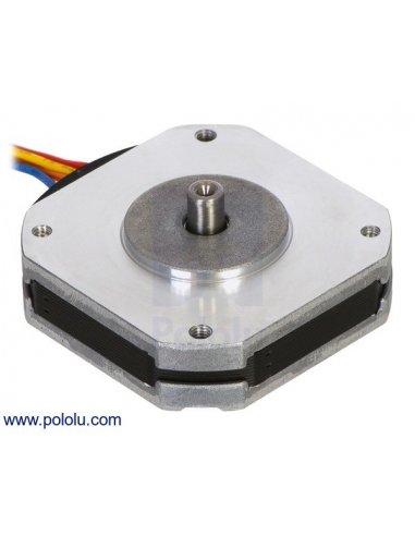 Sanyo Pancake Stepper Motor: Bipolar, 200 Steps/Rev, 42×11.6mm, 3.5V, 1 A/Phase | Motor Stepper |