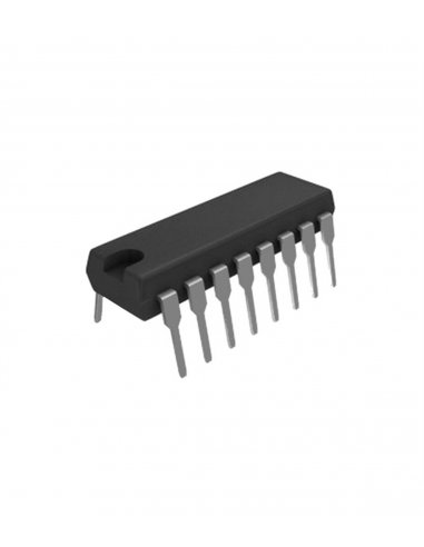 74LS247 - BCD TO 7-Segment Decoder-Driver