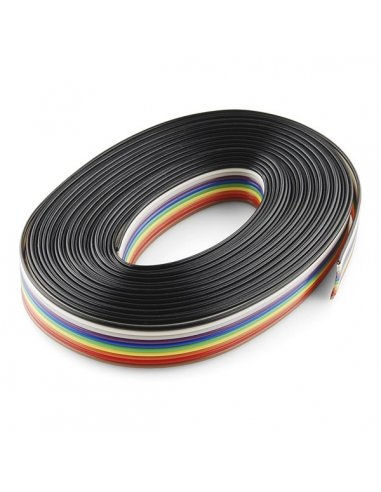 Ribbon Cable - 10 wire (15ft) | Fio electrico |