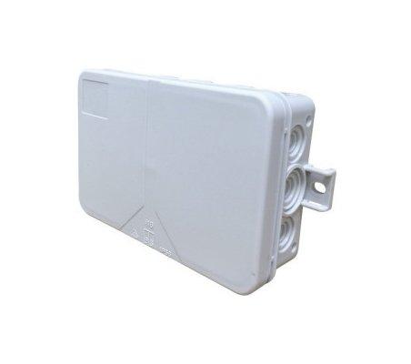 Caixa de Junção IP55 - Cinzenta - 130x85x37mm | Caixas de Aparelhagem |