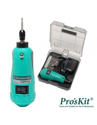 Pro'sKit PT-5202F Mini Grinder Set 230V