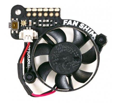 Fan SHIM for Raspberry Pi | Varios - Raspberry Pi |