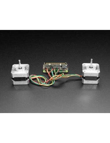 Adafruit DC & Stepper Motor Bonnet for Raspberry Pi   HAT   Placas de Expansão Raspberry Pi  