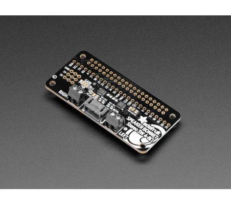 Adafruit I2S 3W Stereo Speaker Bonnet for Raspberry Pi - Mini Kit | HAT | Placas de Expansão Raspberry Pi |