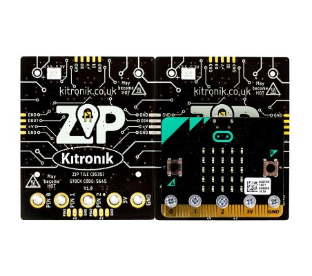 Kitronik ZIP Tile for BBC micro:bit | Micro:Bit |