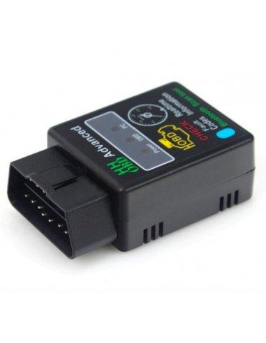 ELM327 Bluetooth OBDII Car Diagnostic Scan Tool - Black | Varios |