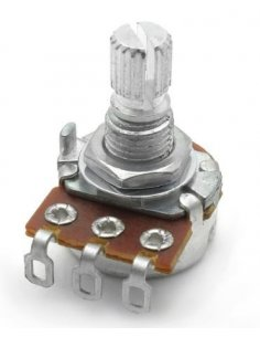 Potentiometer Linear 5K 125mW