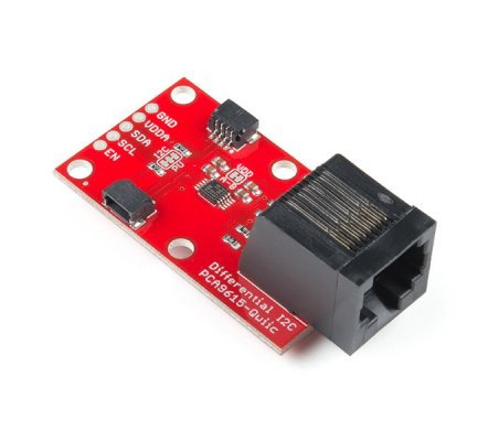 SparkFun Differential I2C Breakout - PCA9615 (Qwiic) | Conversores |