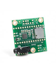 Teensy 3 Audio Shield (Rev C)