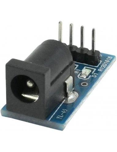 5.5x2.1mm DC Power Socket Module