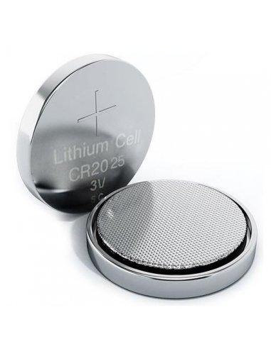 Pilha CR2025 3V 170mA | Baterias Litium |