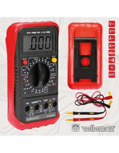 Velleman DVM892N Digital Multimeter | Ferramentas de medida |