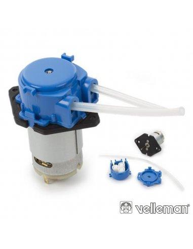 Velleman VMA447 Mini Peristaltic Pump 6V