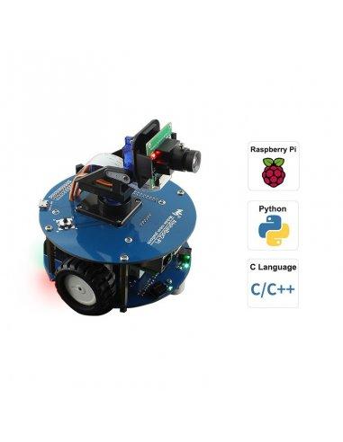 AlphaBot2 Video Smart Robot Powered By Raspberry Pi 4 | Chassi de Robo |