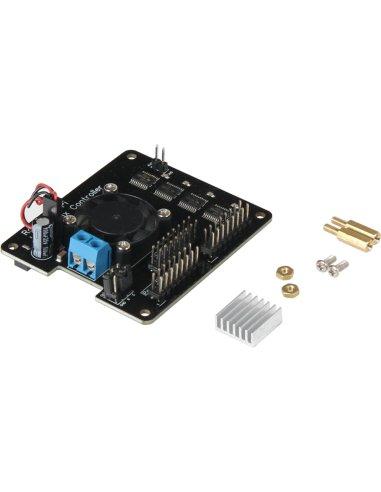 RGB LED Matrix Shield for Raspberry Pi   LCD Raspberry Pi  