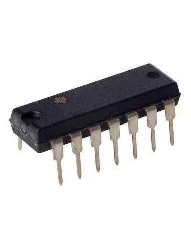 74HC14 - Hex Schmitt-Trigger Inverters | 74HC(T) |