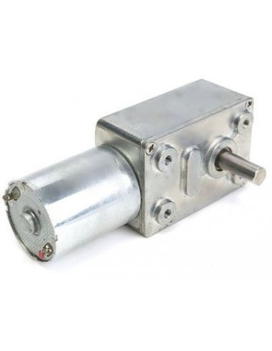 JGY370 Reversible High Torque Worm Geared 12V 6rpm