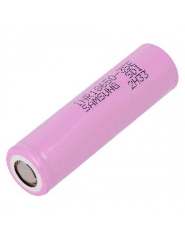 Lithium Ion Polymer RE-Battery MR18650 - 3.7V 3500mAh | Baterias Litium |