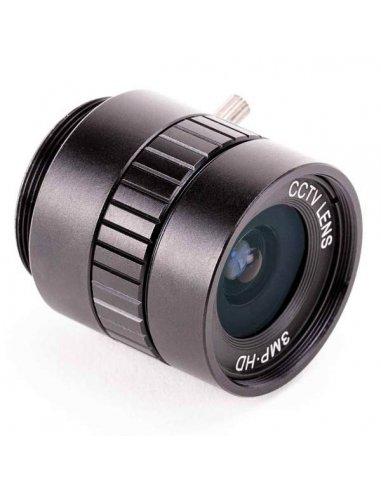 Raspberry Pi Lente de Câmara HQ - 16mm | Cameras Raspberry Pi |