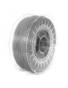Filamento PLA 1.75mm 1Kg - Cinzento