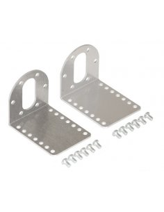 Pololu 37D mm Metal Gearmotor Bracket Par