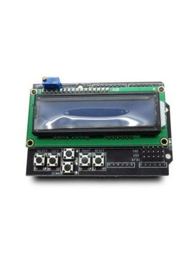 Itead 1602 LCD Shield | LCD Alfanumerico |