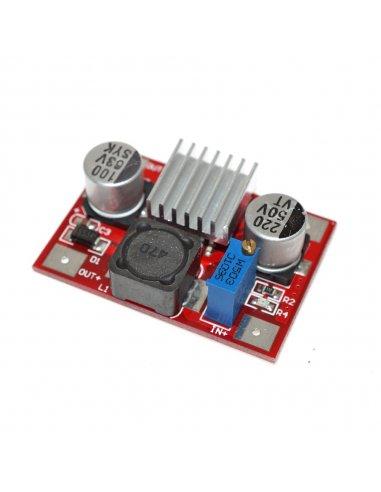 Módulo Conversor DC-DC Step-UP LM2577 | Alimentação |
