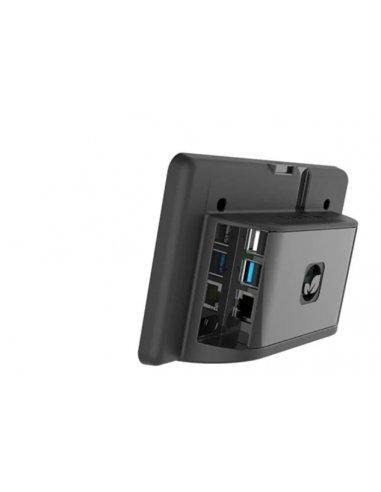 Caixa Preta para Display Tátil 7 - Raspberry Pi 4 | LCD Raspberry Pi |