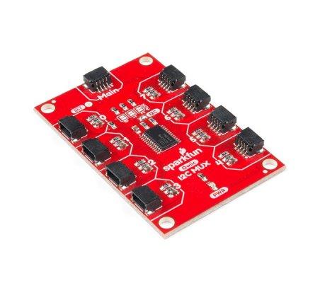 Modulo Multiplexer Qwiic - 8 Canais - TCA9548A - SparkFun   Varios  