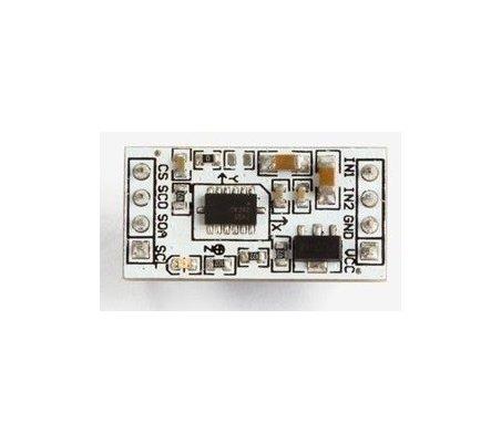 Velleman VMA204 Módulo Sensor de Aceleração Digital 3-Eixos - MMA7455 | Acelerómetros |