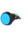 Interruptor de Pressão ON-(ON) SPDT 10A/250Vac - Azul
