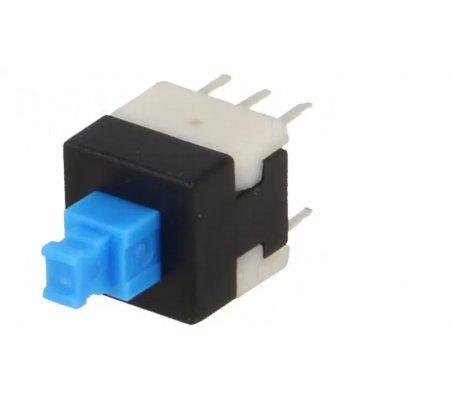 Interruptor DPDT para PCB - 6 pinos