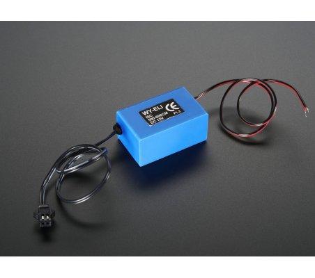 Inversor (EL) 12V | El-Wire - Fio Electroiluminescente |