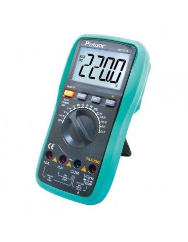 Pro'skit MT-1710 Multímetro Digital 3¾ Dígitos True RMS | Multimetros |