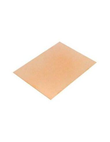 PCB de Cobre FR4 Dupla Face 100x75x2mm