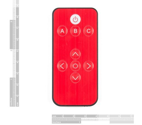 SparkFun Kit de Controlo Infravermelho
