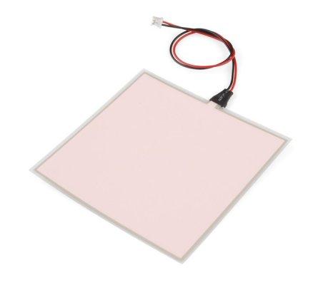 Painel Eletroluminescente (EL) Branco - 10x10cm