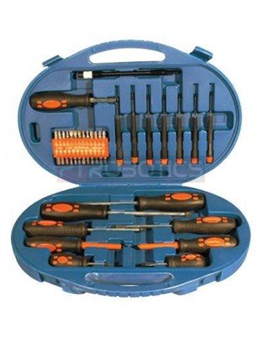 42 Piece Screwdriver kit | kit Ferramentas |