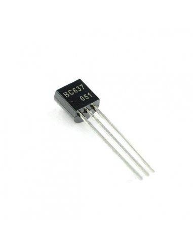 BC637 - Transístor NPN 60V 1A | Produtos |