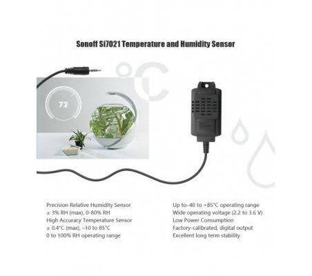 Sensor Sonoff TH Si7021 | Sonoff |