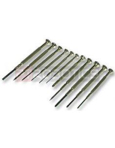 Precision ScrewDriver Set 11 Pieces