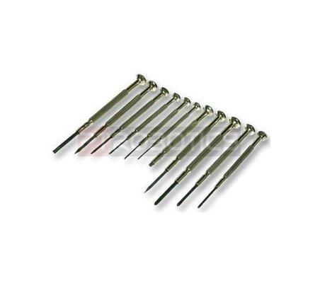 Precision ScrewDriver Set 11 Pieces | kit Ferramentas |
