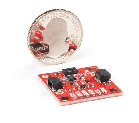 Modulo Fotodetector - MAX30101 (Qwiic)   Sensores Ópticos  