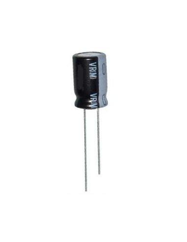 Condensador electrolítico 4.7uF 100V | Condensador Electroliticos |