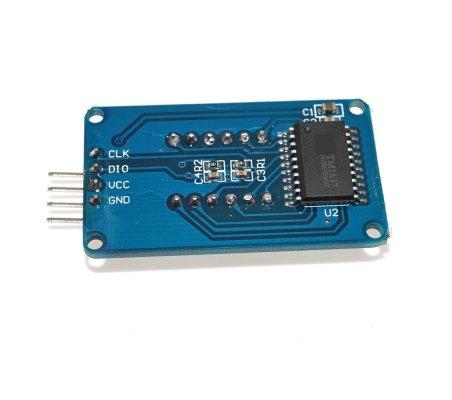 TM1637 Modulo Mostrador Digital LED 4-Bit - Display Relógio