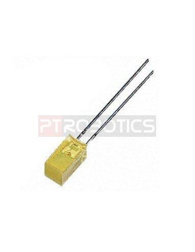 Led 5mmx5mm Amarelo | Led Standard |